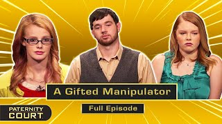 A Gifted Manipulator: Man Brings Girlfriend To Deny Wife's Son (Full Episode)   Paternity Court