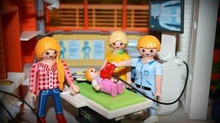 Playmobil Film Deutsch BEIM KINDERARZT U3 Für Emma