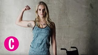 Documentary - Marine Veteran Kristie Ennis: Back on Two Feet | Cosmopolitan