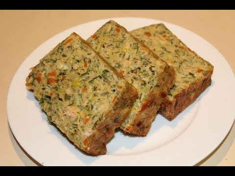 Salmon & Vegetable Loaf (Quick & Easy Meals)