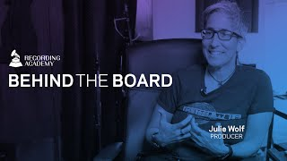 Julie Wolf On Touring With Ani DiFranco, Artistic Trust & Serving The Song | Behind The Board