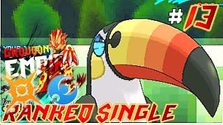 Toucannon  - (Pokémon) - Toucannon Team Over 1800 Points Battle Spot Single Pokemon SUN MOON RANKED SINGLE #13 Sam the Brave