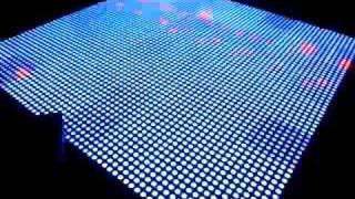 LED Light Table Close Up