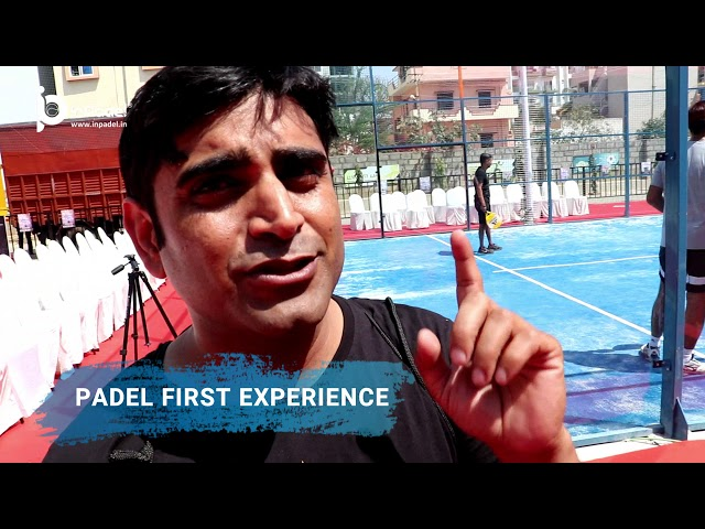 Amazing Sport - Padel First Experience - Testimonial Video