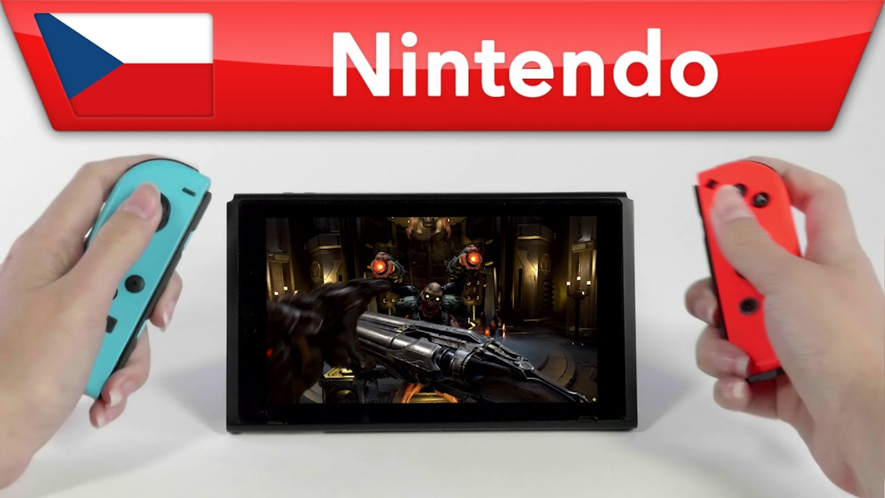 DOOM Eternal - Brány pekla se otevřou 8. prosince! | Nintendo Switch