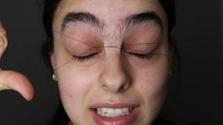 I GREW MY EYEBROWS OUT FOR 7 WEEKS   CRAZY TRANSFORMATION