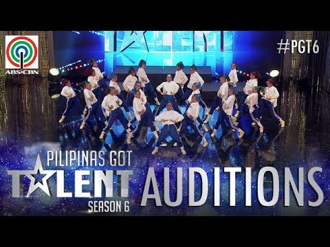Pilipinas Got Talent 2018 Auditions: Dauntless Republic - Hip-hop Dance
