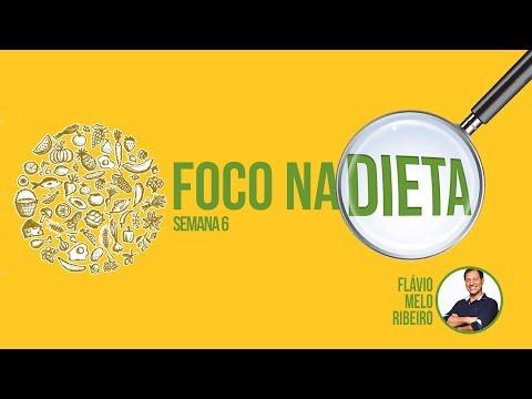 FOCO NA DIETA - Por Flavio Melo Ribeiro