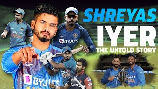 Shreyas Iyer : The Untold Story | Shreyas Iyer Biography | Indian Cricketer Biopic - Download this Video in MP3, M4A, WEBM, MP4, 3GP