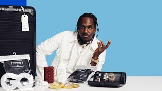 10 Things Pusha T Can't Live Without | GQ - dooclip.me