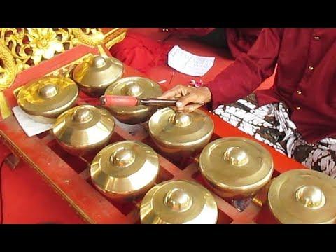 Gending TALU WAYANG Kulit Surakarta / Javanese GAMELAN Music Jawa [HD]