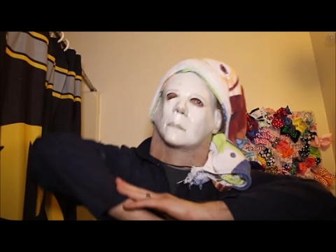 Michael Myers in THE PEST Opening Scene