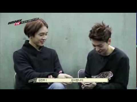 [ENG SUB] Nam Taehyun play as GD really funny