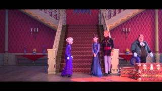Do You Want to Build a Snowman? - Frozen HD 1080p