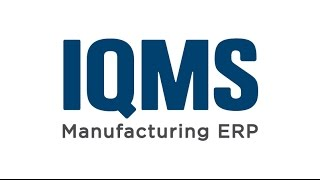 IQMS ERP Software video