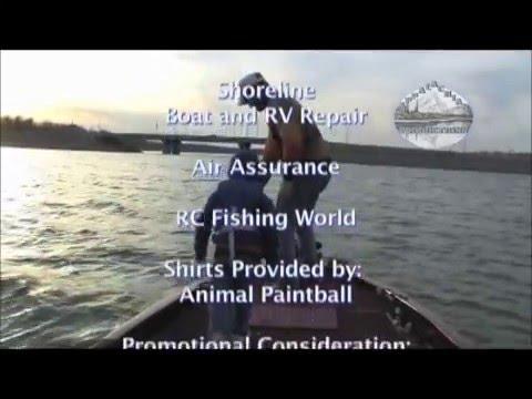 Lake eufaula crappie fishing video with dusty keener for Lake eufaula fishing report