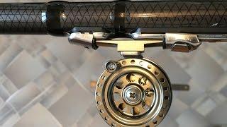 Телескопические удочки с кольцами shimano
