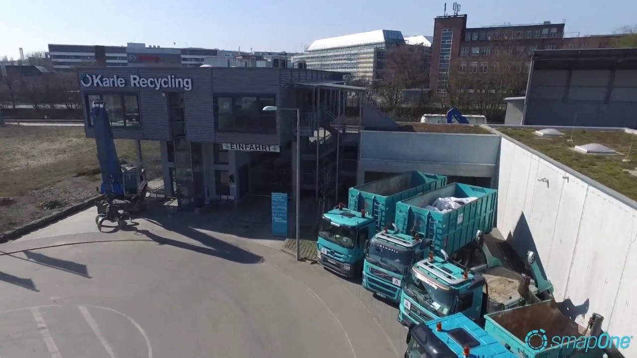 Apps für Intra-Logistik: Karle Recycling