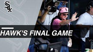 Hawk Harrelson says goodbye with final game | Kholo.pk