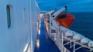 Minikreuzfahrt mit DFDS von Amsterdam nach Newcastle
