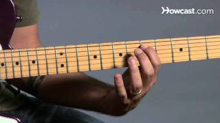 How to Play Blues Scale Pattern #1 | Guitar Lessons