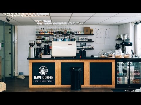 A Coffee Roasting Business, RAVE COFFEE (2016)