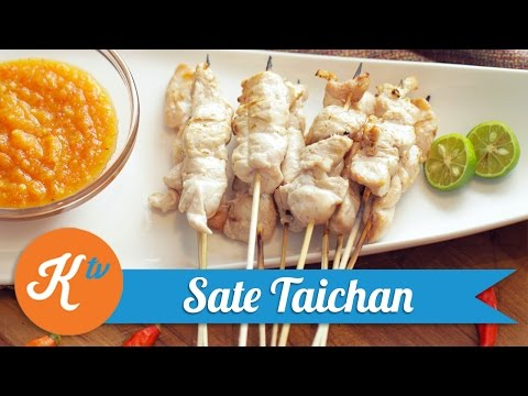 Video Resep Sate Taichan | MARTIN NATADIPRAJA