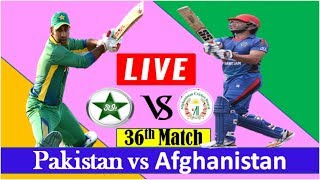 live cricket match today pakistan vs afghanistan ptv sports