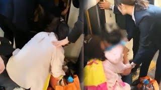 Viral Ibunya Sibuk Bermain Hp, Anak Ini Jatuh ke Jalur Kereta, Baru Sadar usai Dengar Teriakan