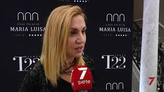 Entrevista con Fabiola Navas para 7TV.