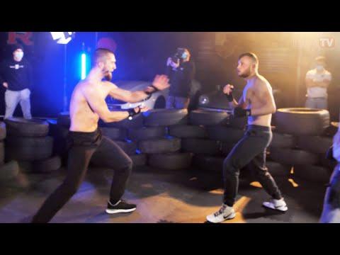 BRUCE LEE vs  VADIM COMBATANT DE RUE |  Combat a mains nues YFC EXTREME #5 FINAL
