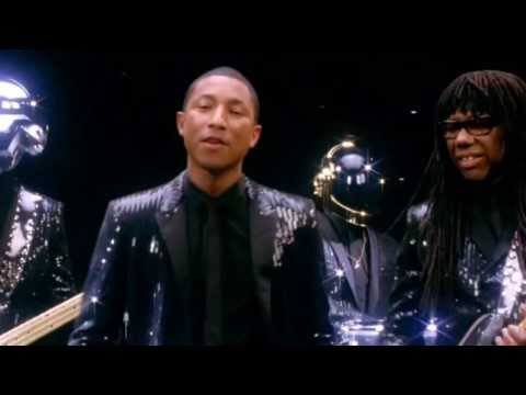 Daft Punk vs The Doobie Brothers - Get Lucky The Long Train Running (Mash Up)