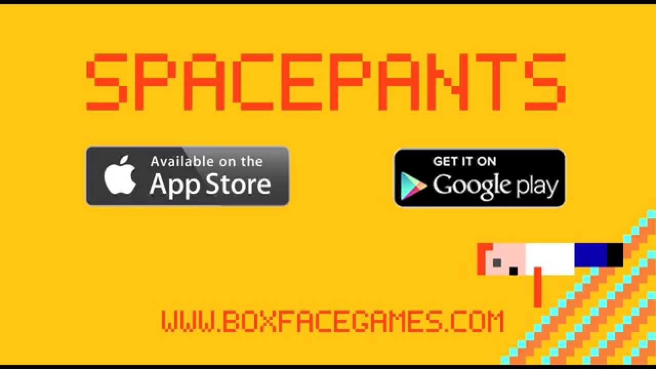 Instead Of Going To School, This 12 Year Old Made A Game Called Spacepants