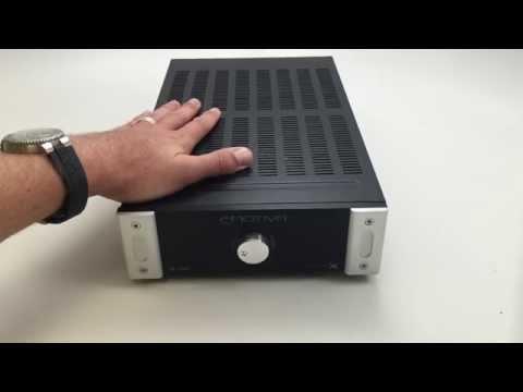 Emotiva Mini X A-100 Review 50wpc Amplifier