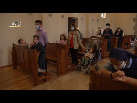 Eucharistie et famille : aller à la messe en famille (2/4)