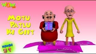 Motu Patlu Cartoons In Hindi | Animated cartoon | Motu Patlu