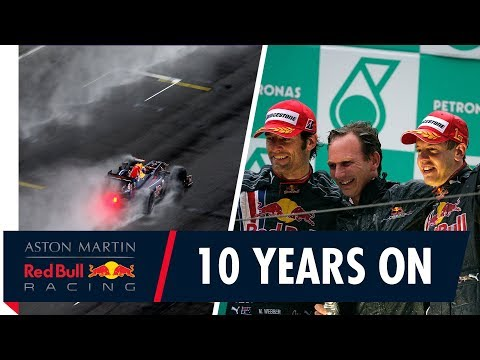 10 Years On: Christian Horner talks through the Team's first win