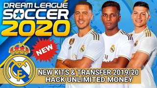 f4ce05bcb Download Dream League Soccer 2020 Spesial Mod Real Madrid Squad Transfer &  Jersey 2019/20