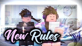 Dua Lipa - New Rules | ROBLOX MUSIC VIDEO ♡