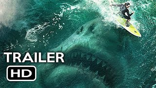 The Meg Official Trailer #1 (2018) Jason Statham, Ruby Rose Megalodon Shark Movie HD | Kholo.pk