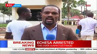 BREAKING NEWS: Ex-sports CS Rashid arrested by DCI detectives over fraudulent dealings