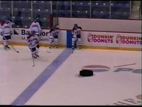 Ishockey richter fick skallfraktur
