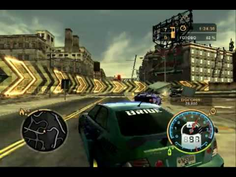 need for speed most wanted xbox original