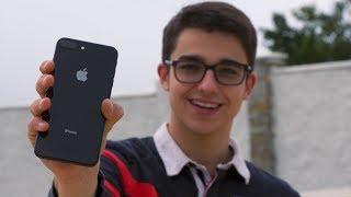 iPHONE 8 PLUS - САМЫЙ ПОЛНЫЙ И ЧЕСТНЫЙ ОБЗОР! Опыт использования и мнение