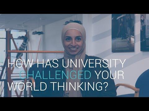 How has University challenged your world thinking? | University of Southampton