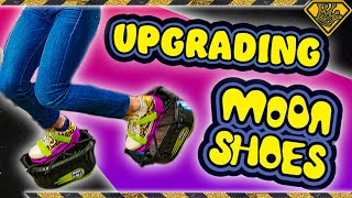 Can You Upgrade Moon Shoes With Industrial Springs?