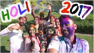 Lets Play Holi! A Day In My Life   ShrutiArjunAnand