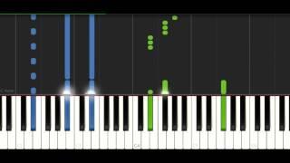 Awolnation - Sail - PIANO TUTORIAL