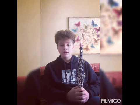 La classe di oboe