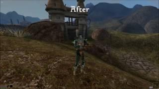 Slower Crossbow Reload - a mod for TES III: Morrowind